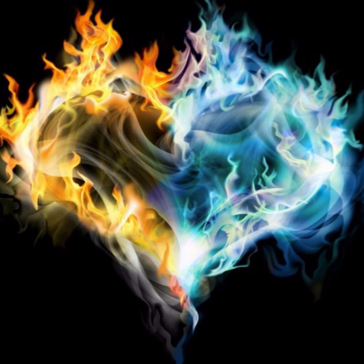 Twin Flame Magic Flash Spell