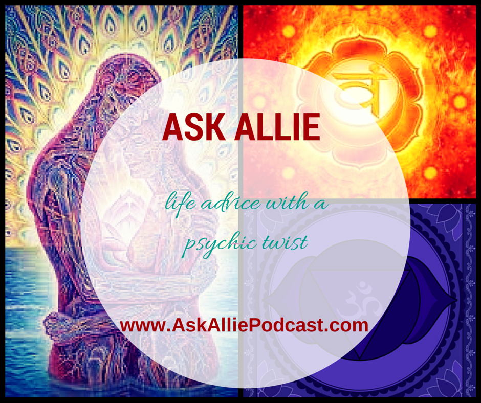 Ask Allie: Keeping Positive During Anxious Times