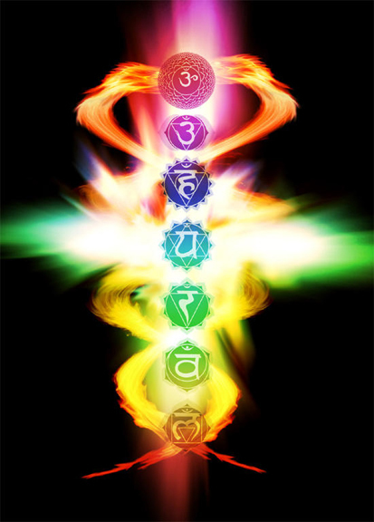OBE Sex and Chakras