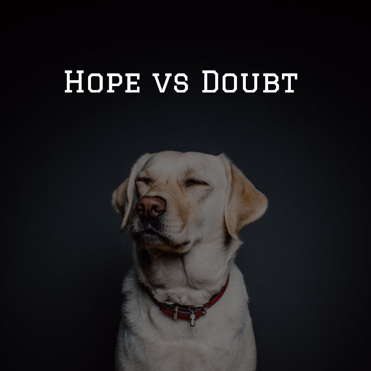 Ask Allie: Hope vs. Doubt
