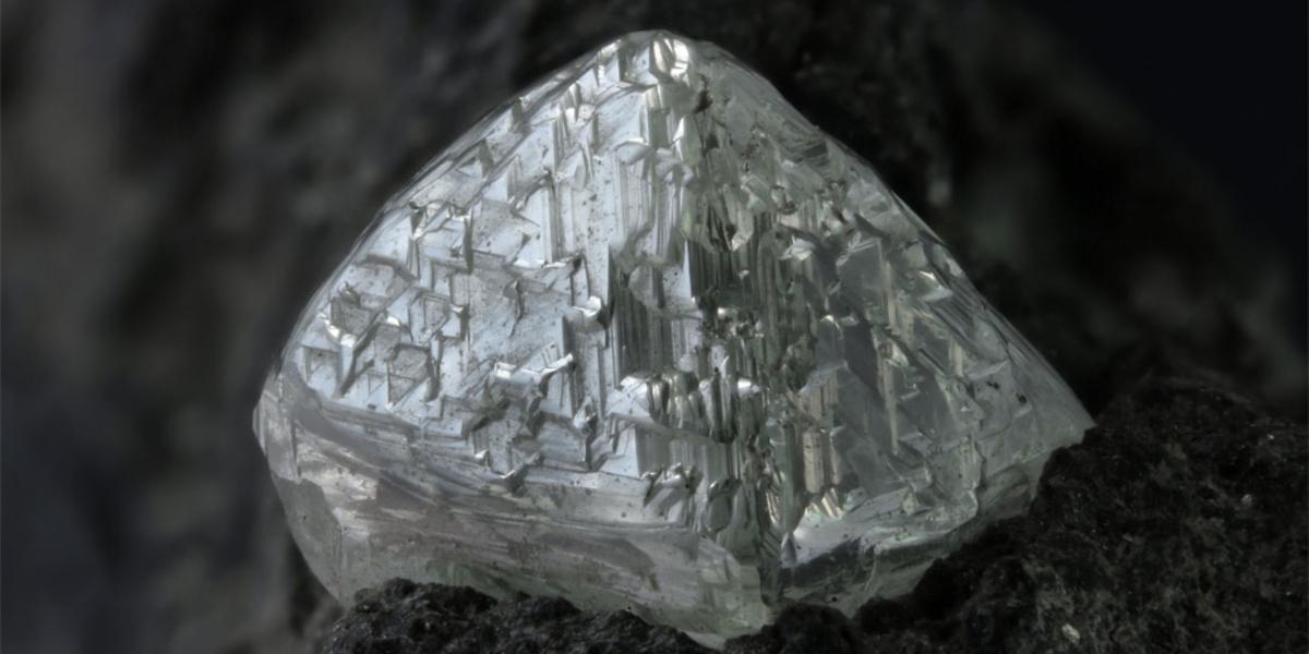 Diamondinrough
